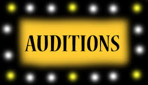 Company Auditions 6/18-6/20