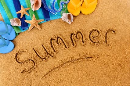Summer Schedule 2018